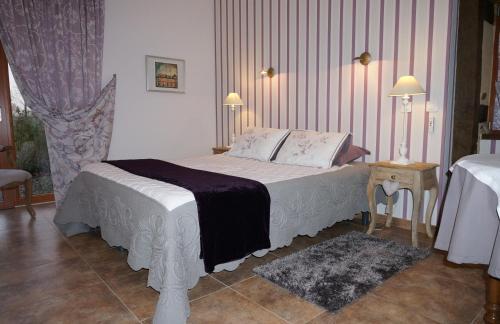 Les chambres de La Fontaine