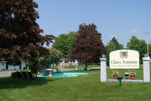Motel A La Claire Fontaine