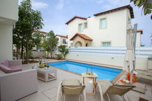 Отель Villa Katerina 0 звёзд Кипр