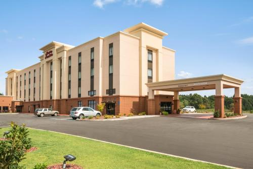 Hampton Inn & Suites - Lavonia, Ga