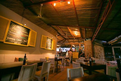 Barrio Cafe San Juan Del Sur Menu