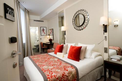 Best western plus hotel sydney opera 9th arrondissement for Boutique hotel 9th arrondissement