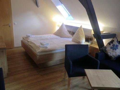 Отель Hotel Pension Am Hafen 0 звёзд Германия