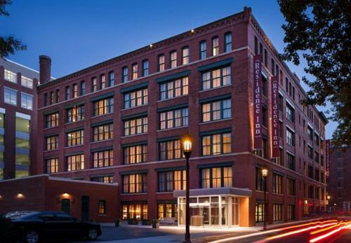 Residence Inn by Marriott Boston Downtown Seaport - Promo Code Details