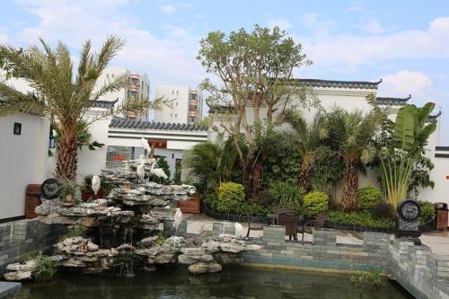 Отель Hailang Yuanlin Holiday Hotel 4 звезды Китай
