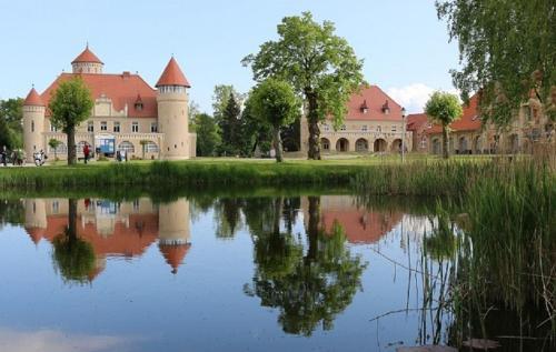 Picture of Ferienwohnung Schloß Stolpe