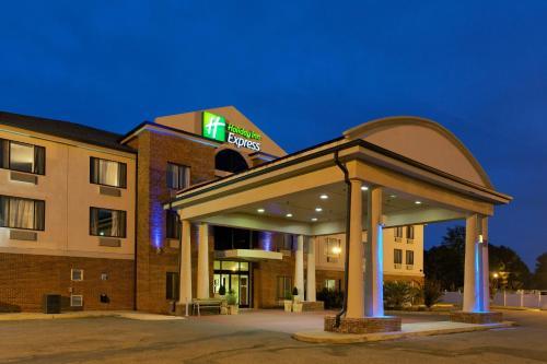 Holiday Inn Express Sylacauga