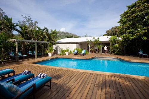 Lizard Island Resort Hotel Starcke