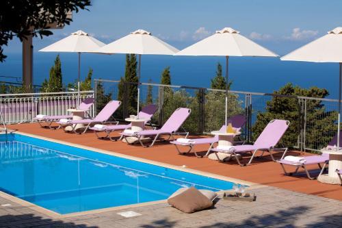 Отель Amalia Apartments 0 звёзд Греция