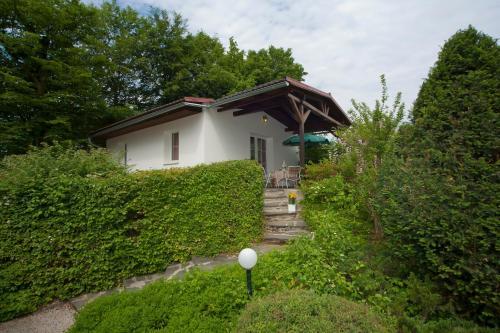 Appartements im Park - Studio mit Terrasse (1-2 Erwachsene)