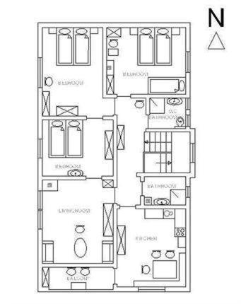 Apartment Ulli