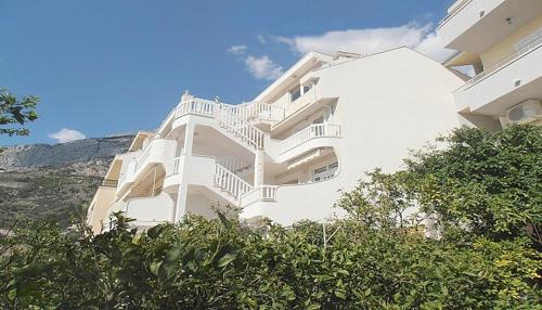 Apartment in Baska Voda with One-Bedroom 1