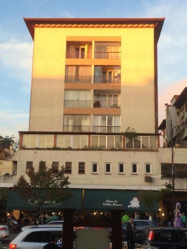 Apartamento Na Rua Coberta