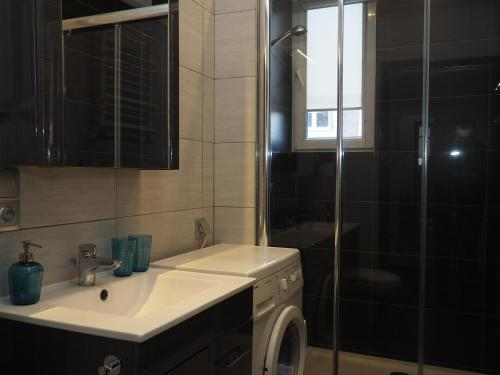One-Bedroom Apartment with Sofa Bed - 18 Krosna Street