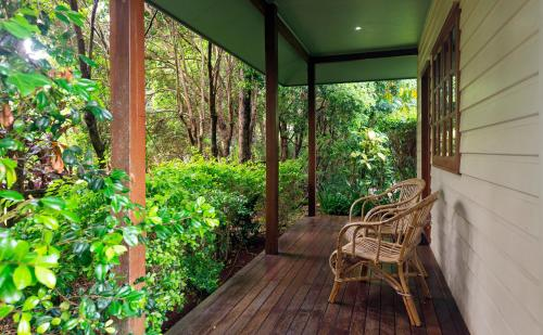 Allumbah Pocket Cottages hotel accepts paypal in Atherton Tablelands