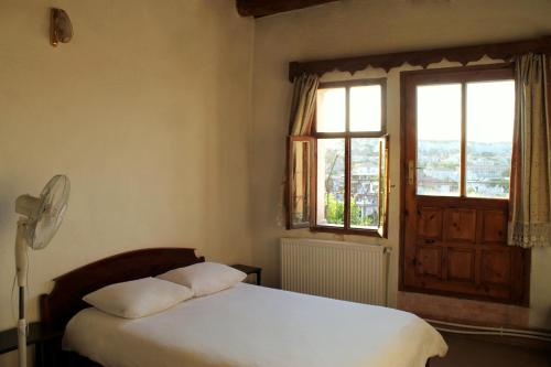 Standard Stone Double Room with View with Shared Bathroom and Toilet