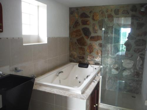 Suite Deluxe con Jacuzzi (Deluxe Suite with Spa Bath)