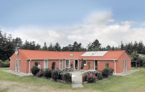 Holiday home Risbjergvej Ringkøbing