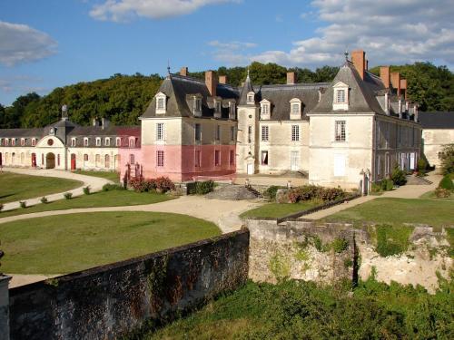 Appartement-gîte du Château de Gizeux