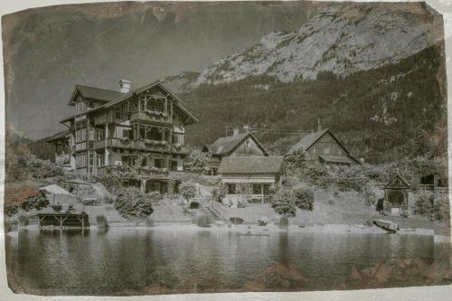 Haus Paradies am See - Apartment mit 1 Schlafzimmer und Seeblick