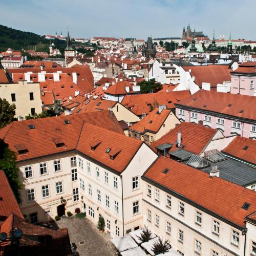 Metropolis Prague Apartments(Zlat� Dvur)