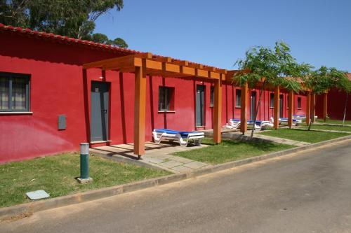 Parque de Campismo Orbitur - Valverde Lagos Algarve Portogallo
