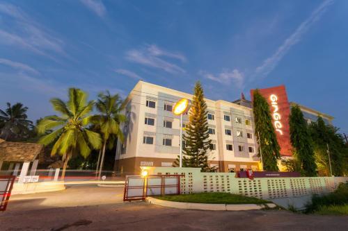 Отель Ginger Trivandrum 3 звезды Индия