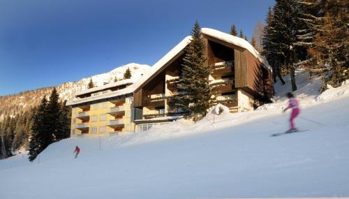 Haus Hoffmann - Luxuriöses Apartment mit 2 Schlafzimmern und Balkon (4-6 Personen)