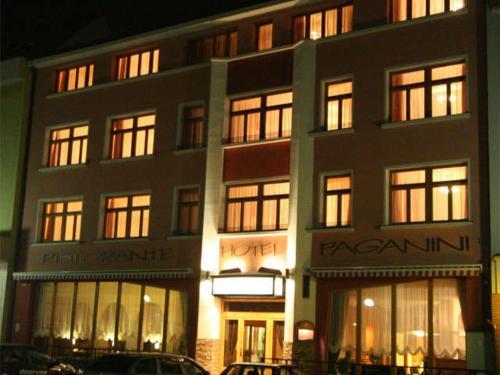 Отель Hotel Paganini 4 звезды Чешская Республика