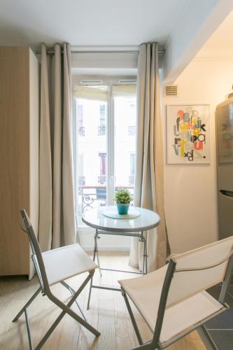 Joli studio à paris