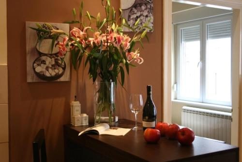 Appartement 1 chambre (5 adultes) (One-Bedroom Apartment (5 Adults))