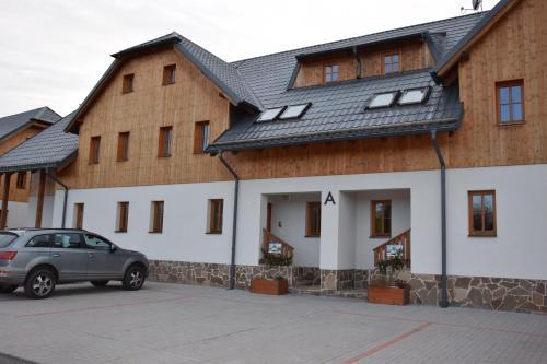 Apartment U Lipna Nová Pec