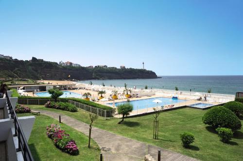 Belambra hotels resorts anglet biarritz la chambre d for Biarritz chambre d amour