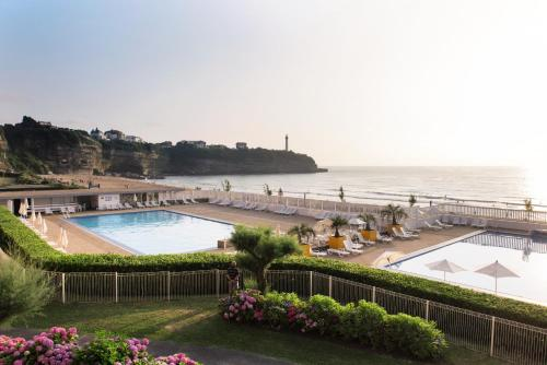 Belambra hotels resorts anglet biarritz la chambre d for Chambre d amour anglet