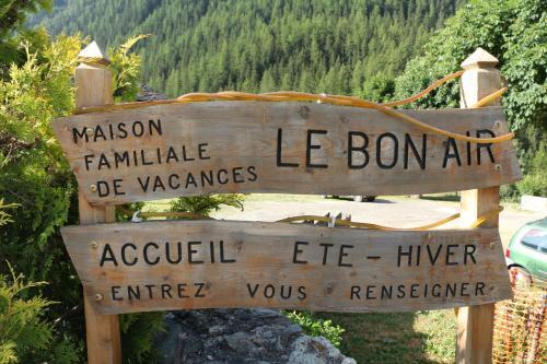 Le Bon Air Chalet