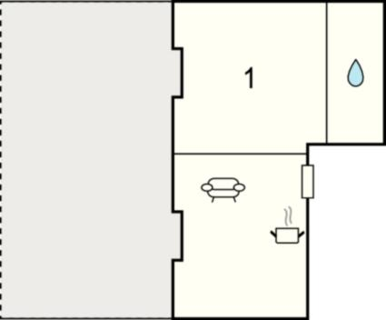 Floor plans Apartment Bilo Mansarda