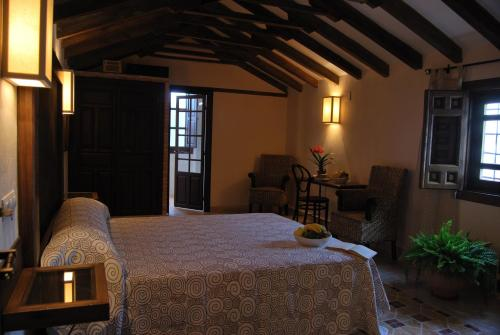 Superior Double Room Hotel Rural Casa Grande Almagro 11