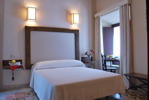 Standard Doppelzimmer Hotel Rural Casa Grande Almagro 7