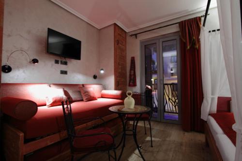 Senior Suite-Sierra de Aitana Boutique Hotel Sierra de Alicante 3