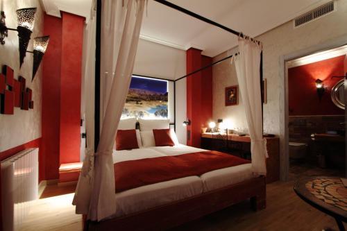 Senior Suite-Sierra de Aitana Boutique Hotel Sierra de Alicante 2