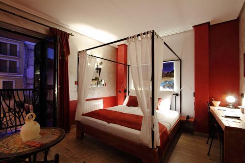Senior Suite-Sierra de Aitana Boutique Hotel Sierra de Alicante 1