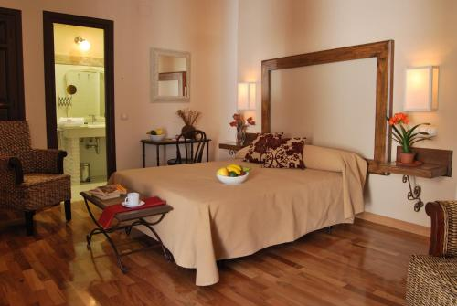 Superior Double Room Hotel Rural Casa Grande Almagro 8