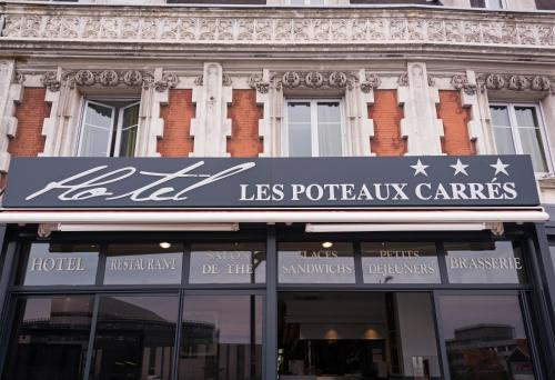 Hôtel Les Poteaux Carrés