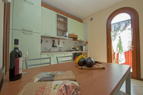 Apartament cu 1 dormitor şi terasă (One-Bedroom Apartment with Terrace)