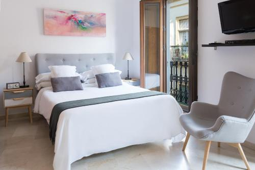 Отель Puerta Catedral Studios 0 звёзд Испания