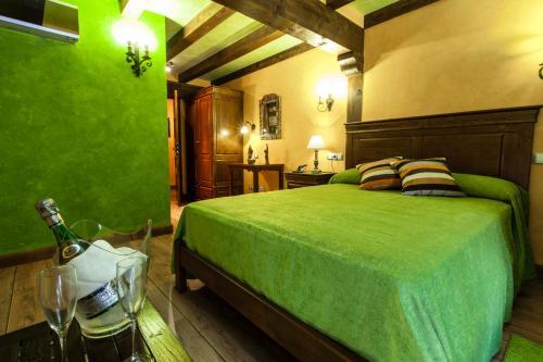 Habitación Doble Hotel Spa Casona La Hondonada 1