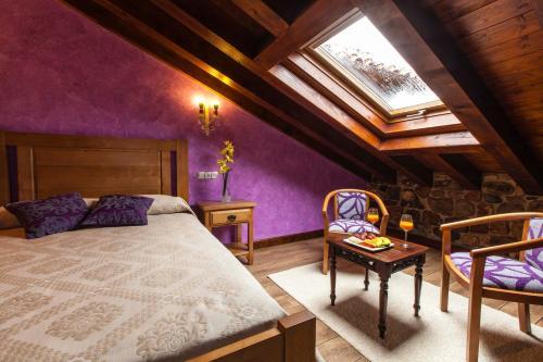Habitación Doble Superior Hotel Spa Casona La Hondonada 6