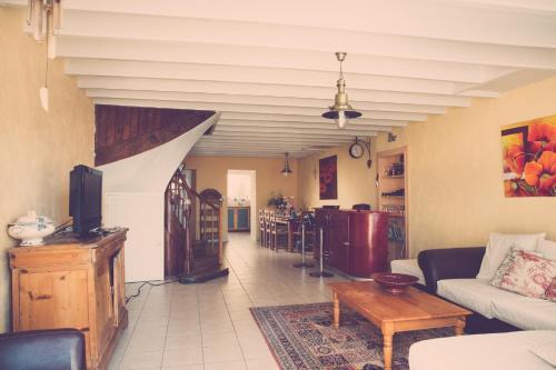 House Télégraphe Montpinchon