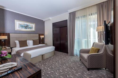 Hawthorn Suites by Wyndham Abu Dhabi City Center photo 8