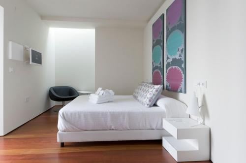 Doppelzimmer - 1. Etage Hotel Viento10 2